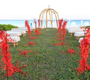 Sandos Playacar Beach Resort All Inclusive