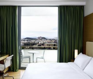 Hilton Athens, Отели  Афины - big - 34