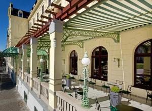 Clarion Grandhotel Zlaty Lev, Szállodák  Liberec - big - 50