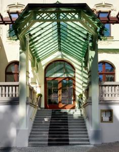 Clarion Grandhotel Zlaty Lev, Szállodák  Liberec - big - 42