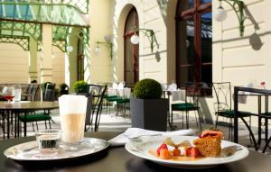 Clarion Grandhotel Zlaty Lev, Szállodák  Liberec - big - 40