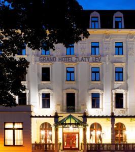 Clarion Grandhotel Zlaty Lev, Szállodák  Liberec - big - 34