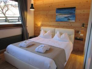 Housemuhlbach Wellness Aquaspa, Residence  Sappada - big - 65