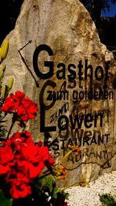 Gasthof zum goldenen Löwen, Penziony – hostince  Nauders - big - 53