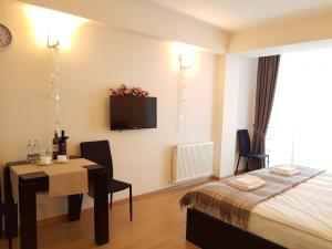 Gudauri Luxe Apartment, Apartmanok  Gudauri - big - 69