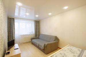 Apartment on Lokomotivnaya 1
