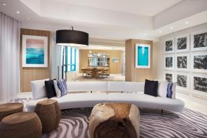 Two-Bedroom Presidential Suite - Oceanfront