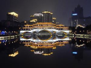 Mengzhige Hotel (Kuanzhai Alley), Hotels  Chengdu - big - 6