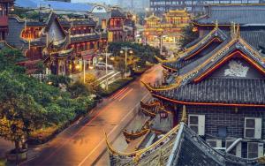 Mengzhige Hotel (Kuanzhai Alley), Hotels  Chengdu - big - 7