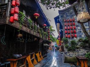 Mengzhige Hotel (Kuanzhai Alley), Hotels  Chengdu - big - 11
