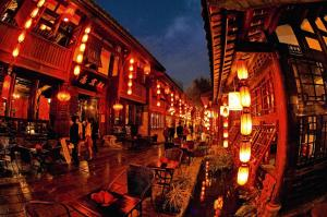 Mengzhige Hotel (Kuanzhai Alley), Hotels  Chengdu - big - 12