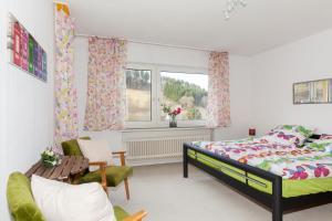 Ferienhaus Willkommen, Apartmány  Winterberg - big - 18