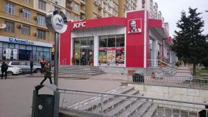 Apartment on Xudu Məmmədov 36, Ferienwohnungen  Baku - big - 9