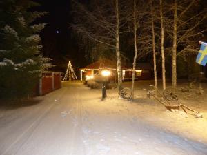 Nya Skogsgården Hostel, Hostely  Mårbacken - big - 28