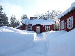 Nya Skogsgården Hostel, Hostely  Mårbacken - big - 32
