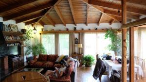 Terra Domus II, Dovolenkové domy  San Carlos de Bariloche - big - 23