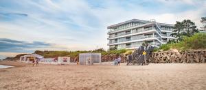 Mielno-Apartments Dune Resort - Apartamentowiec A, Appartamenti  Mielno - big - 218