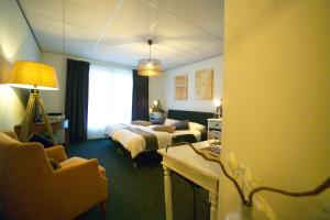 Hotel Restaurant Rodenbach, Отели  Энсхеде - big - 17