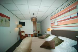 Hotel Restaurant Rodenbach, Отели  Энсхеде - big - 16