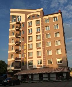 AMBER Hotel & Cafe, Hotels  Bohorodchany - big - 43