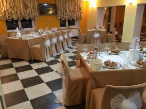 AMBER Hotel & Cafe, Hotels  Bohorodchany - big - 48