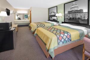 Habitación Doble con 2 camas dobles