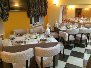 AMBER Hotel & Cafe, Hotels  Bohorodchany - big - 50