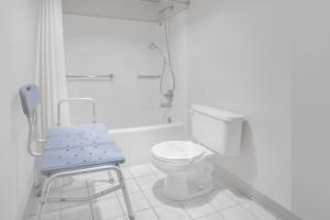 Habitación con cama extragrande - Adaptada para personas de movilidad reducida - Fumadores