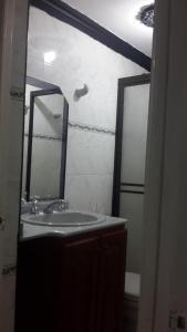 Habitaciones en Medellín (Apartahotel Ferjaz), Гостевые дома  Медельин - big - 142