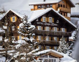 Hotel Carpe Diem - Saas-Fee
