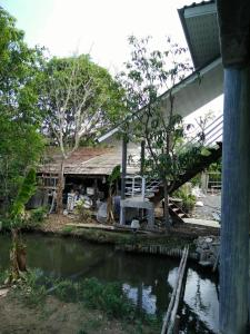 At Baan Suan, Privatzimmer  Phra Pradaeng - big - 10