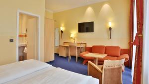 Hotel Mack, Szállodák  Mannheim - big - 20