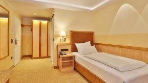 Hotel Mack, Szállodák  Mannheim - big - 22