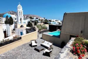 Santorini Heritage Villas, Vily  Megalokhori - big - 125