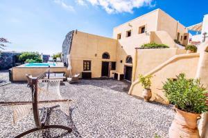 Santorini Heritage Villas, Vily  Megalokhori - big - 123