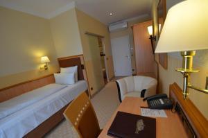 Hotel Mack, Szállodák  Mannheim - big - 23
