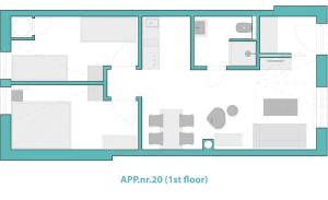 Apartmany Jasna Chopok, Apartments  Demanovska Dolina - big - 42