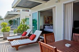 Bon Apartment, Ferienwohnungen  Rawai Beach - big - 8