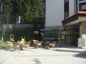 Apart Hotel Flora Residence Daisy, Residence  Borovets - big - 38