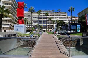 Résidences du Grand Hôtel, Apartmanok  Cannes - big - 61