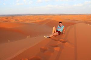 Riad Desert Camel, Hotels  Merzouga - big - 18