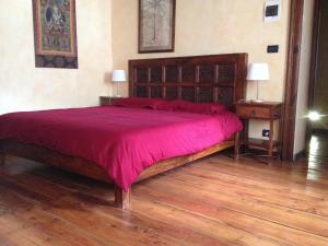 Affittacamere Antico Albergo Camussot, Penzióny  Balme - big - 29