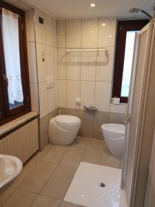 Affittacamere Antico Albergo Camussot, Penzióny  Balme - big - 33
