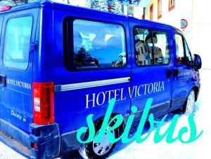 Hotel Victoria, Hotel  Rivisondoli - big - 12