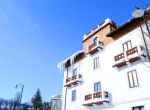 Hotel Victoria, Hotel  Rivisondoli - big - 13