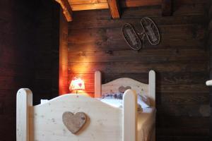 Alpin Park, Bed & Breakfast  Sappada - big - 9