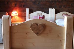 Alpin Park, Bed & Breakfast  Sappada - big - 36