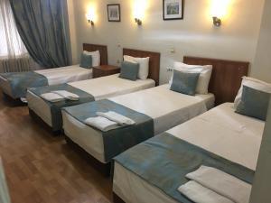 Beyaz Kugu Hotel, Отели  Стамбул - big - 39