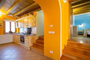 Casa delle Noci, Dovolenkové domy  Grimacco - big - 24