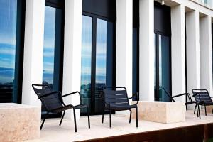 Superior Double Room with Terrace and City View